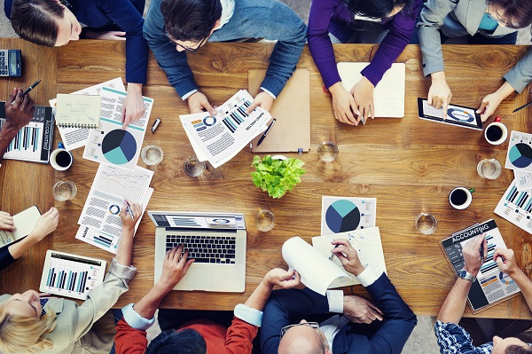 Expert Marketing Agency Team